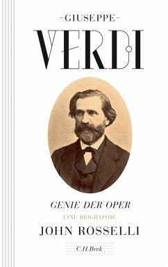 Giuseppe Verdi (eBook, ePUB) - Rosselli, John
