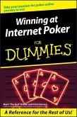 Winning at Internet Poker For Dummies (eBook, ePUB)
