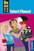 Tatort Filmset / Die drei Ausrufezeichen Bd.26 (eBook, ePUB)