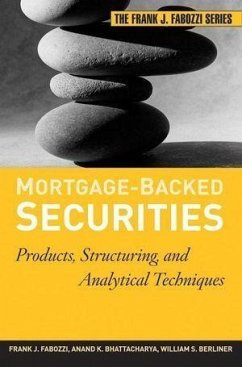 Mortgage-Backed Securities (eBook, ePUB) - Bhattacharya, Anand K.; Berliner, William S.; Fabozzi, Frank J.