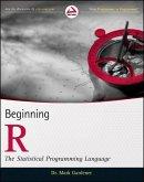 Beginning R (eBook, PDF)