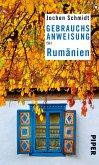 Gebrauchsanweisung für Rumänien (eBook, ePUB)