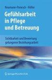 Gefühlsarbeit in Pflege und Betreuung (eBook, PDF)