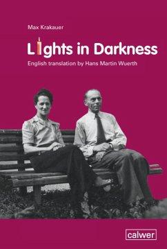 Lights in Darkness (eBook, ePUB) - Krakauer, Max