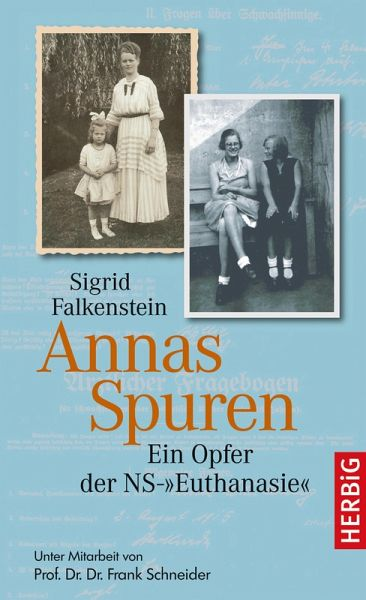 Annas Spuren (eBook, ePUB) - Falkenstein, Sigrid