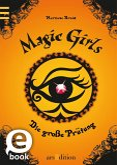 Die große Prüfung / Magic Girls Bd.5 (eBook, ePUB)
