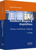 Handbuch Mergers & Acquisitions (eBook, PDF)