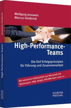 High-Performance-Teams (eBook, PDF) - Jenewein, Wolfgang; Heidbrink, Marcus
