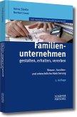 Familienunternehmen gestalten, erhalten, vererben (eBook, PDF)