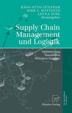 Supply Chain Management und Logistik (eBook, PDF)