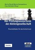 Der Prüfungsausschuss der Aktiengesellschaft (eBook, PDF)