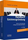 Handbuch Existenzgründung (eBook, PDF)