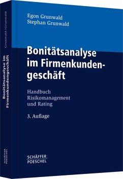 Bonitätsanalyse im Firmenkundengeschäft (eBook, PDF)