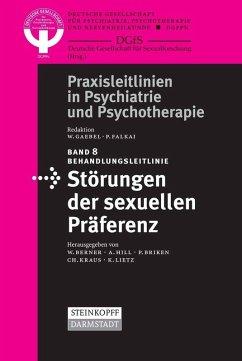 Behandlungsleitlinie Störungen der sexuellen Präferenz (eBook, PDF)