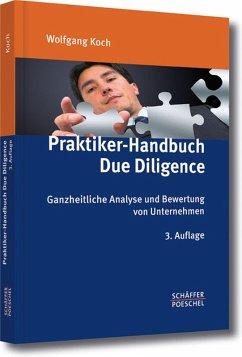 Praktiker-Handbuch Due Diligence (eBook, PDF) - Koch, Wolfgang