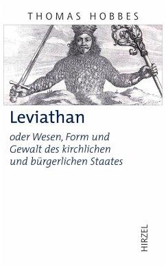 Thomas Hobbes. Leviathan (eBook, PDF)