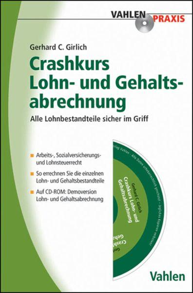Crashkurs Lohn Und Gehaltsabrechnung Ebook Pdf Von Gerhard C