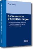 Konzerninterne Umstrukturierungen (eBook, PDF)