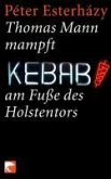 Thomas Mann mampft Kebab am Fuße des Holstentors (eBook, ePUB)