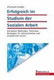 Erfolgreich im Studium der Sozialen Arbeit (eBook, PDF)