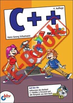 C++ für Kids (eBook, PDF) - Schumann, Hans-Georg