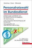 Personalratswahl im Bundesdienst (eBook, PDF)