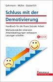 Schluss mit der Demotivierung (eBook, PDF)