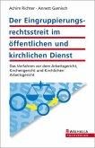 Der Eingruppierungsrechtsstreit im öffentlichen und kirchlichen Dienst (eBook, PDF)