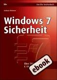 Windows 7 Sicherheit (eBook, PDF)