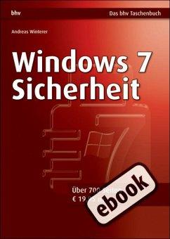 Windows 7 Sicherheit (eBook, PDF) - Winterer, Andreas