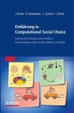 Einführung in Computational Social Choice (eBook, PDF)
