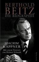 Berthold Beitz (eBook, ePUB) - Käppner, Joachim
