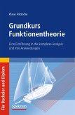 Grundkurs Funktionentheorie (eBook, PDF)