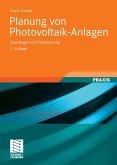 Planung von Photovoltaik-Anlagen (eBook, PDF)
