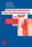 Dispositionsparameter in der Produktionsplanung mit SAP (eBook, PDF)