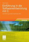 Einführung in die Softwareentwicklung mit C (eBook, PDF)