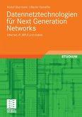 Datennetztechnologien für Next Generation Networks (eBook, PDF)