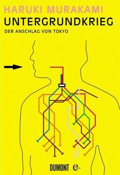 Untergrundkrieg (eBook, ePUB) - Murakami, Haruki