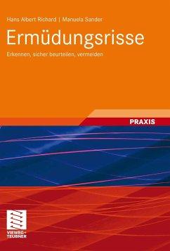 Ermüdungsrisse (eBook, PDF) - Richard, Hans Albert; Sander, Manuela