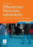 Öffentlicher Personennahverkehr (eBook, PDF)
