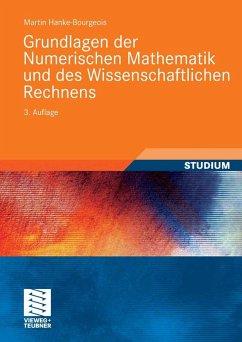 Grundlagen der Numerischen Mathematik und des Wissenschaftlichen Rechnens (eBook, PDF) - Hanke-Bourgeois, Martin