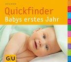 Quickfinder Babys erstes Jahr (eBook, ePUB)