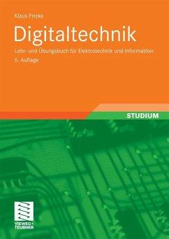 Digitaltechnik (eBook, PDF) - Fricke, Klaus