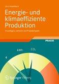 Energie- und klimaeffiziente Produktion (eBook, PDF)