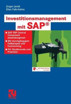 Investitionsmanagement mit SAP® (eBook, PDF) - Jandt, Jürgen; Falk-Kalms, Ellen