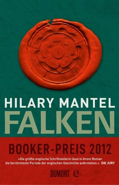 Falken / Tudor-Trilogie Bd.2 (eBook, ePUB) - Mantel, Hilary