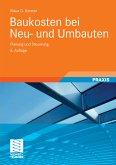 Baukosten bei Neu- und Umbauten (eBook, PDF)