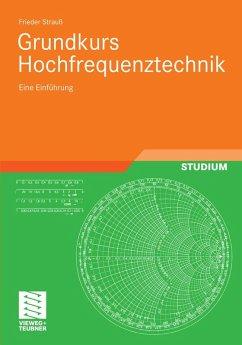 Grundkurs Hochfrequenztechnik (eBook, PDF) - Strauß, Frieder