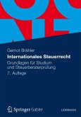 Internationales Steuerrecht (eBook, PDF)