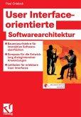 User Interface-orientierte Softwarearchitektur (eBook, PDF)
